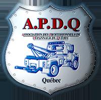 Association des professionnels de dépannage du Québec  - Remorquage Jolicoeur à Joliette