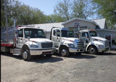 Camions de remorquage à Joliette - Remorquage Jolicoeur à St-Charles-Borromée