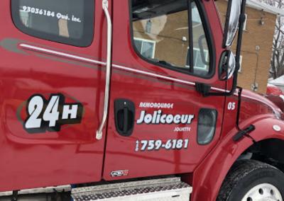 Service de remorquage d_urgence à Rawdon - Remorquage Jolicoeur à Saint-Charles-Borromée