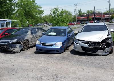 Service de transport de véhicule - Remorquage Jolicoeur à St-Charles-Borromée